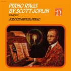 SCOTT JOPLIN Piano Rags by Scott Joplin, Volume II (Joshua Rifkin) Album Cover