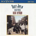 SCOTT JOPLIN Piano Works: 1899 - 1904 (Dick Hyman) album cover