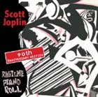 SCOTT JOPLIN Ragtime Piano Roll album cover