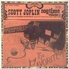SCOTT JOPLIN Ragtime Volume 2 album cover