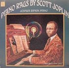 SCOTT JOPLIN Scott Joplin Piano Rags (Joshua Rifkin) Album Cover
