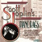 SCOTT JOPLIN Scott Joplin's Piano Rags album cover
