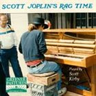 SCOTT JOPLIN Scott Joplin's Rag Time (feat. piano: Scott Kirby) album cover