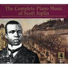 SCOTT JOPLIN The Complete Piano Music of Scott Joplin (feat. piano: John Arpin) album cover