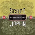 SCOTT JOPLIN The Complete Rags, Marches, Waltzes & Songs (feat. piano: Guido Nielsen) album cover