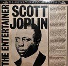SCOTT JOPLIN The Entertainer album cover