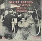 SCOTT JOPLIN The Entertainer (Du Film L'Arnaque) album cover