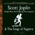SCOTT JOPLIN The Gold Collection: Original Rags by Scott Joplin, Played by the Composer album cover