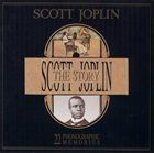 SCOTT JOPLIN The Scott Joplin Story album cover