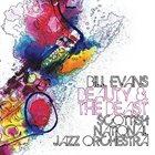 SCOTTISH NATIONAL JAZZ ORCHESTRA Scottish National Jazz Orchestra, Bill Evans : Beauty & The Beast album cover