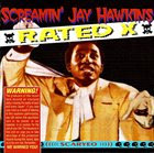 SCREAMIN' JAY HAWKINS Rated X album cover