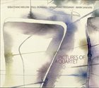 SEBASTIANO MELONI Sebastiano Meloni - Paul Dunmall - Sebastiano Dessanay - Mark Sanders : Pictures Of A Quartet album cover
