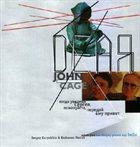 SERGEY KURYOKHIN Dear John Cage... (with Keshavan Maslak) album cover