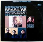 SÉRGIO MENDES Brazil '65 Introducing Wanda De Sah album cover