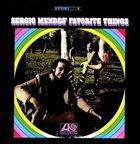 SÉRGIO MENDES Favourite Things album cover