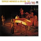 SÉRGIO MENDES Live At The Expo '70 album cover