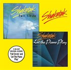 SHAKATAK Full Circle + Let The Piano Play album cover
