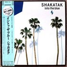 SHAKATAK Into The Blue album cover