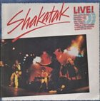 SHAKATAK Live! album cover