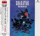 SHAKATAK Never Stop Your Love album cover