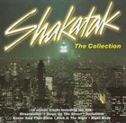 SHAKATAK The Collection (aka Easier Said Than Done) album cover