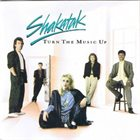 SHAKATAK Turn The Music Up album cover