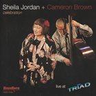 SHEILA JORDAN Sheila Jordan + Cameron Brown : Celebration album cover