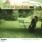 SHEILA JORDAN Little Song album cover