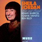 SHEILA JORDAN Lost and Found album cover