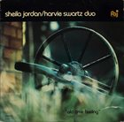 SHEILA JORDAN Sheila Jordan / Harvie Swartz Duo : Old Time Feeling album cover