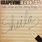 SHEILA JORDAN Sheila Jordan And The Johnny Knapp Trio : Sheila album cover