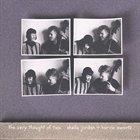 SHEILA JORDAN Sheila Jordan, Harvie Swartz : The Very Thought Of Two album cover