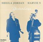 SHEILA JORDAN Yesterdays album cover