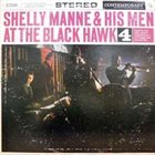 SHELLY MANNE At The Black Hawk, Vol. 4 album cover