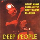 SHELLY MANNE Deep People album cover
