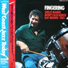 SHELLY MANNE Fingering album cover
