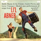 SHELLY MANNE Li'l Abner album cover
