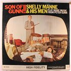 SHELLY MANNE Play More Music From Peter Gunn: Son Of Gunn!! album cover