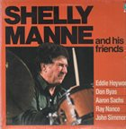 SHELLY MANNE Shelly Manne & His Friends album cover