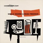 SHELLY MANNE Shelly Manne & Russ Freeman album cover