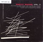 SHELLY MANNE Shelly Manne Vol. 2 album cover