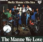 SHELLY MANNE The Manne We Love album cover