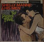SHELLY MANNE The Proper Time album cover