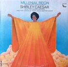 SHIRLEY CAESAR Millenial Reign (1000 Year Reign Of Jesus Christ) album cover