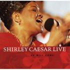 SHIRLEY CAESAR Shirley Caesar Live...He Will Come album cover