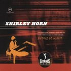 SHIRLEY HORN Gitanes Jazz album cover