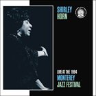 SHIRLEY HORN Live at the 1994 Monterey Jazz Festival album cover