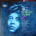 SHIRLEY HORN Loads Of Love album cover