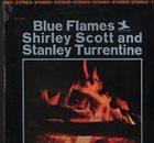 SHIRLEY SCOTT Blue Flames album cover