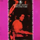 SHIRLEY SCOTT Now's The Time album cover